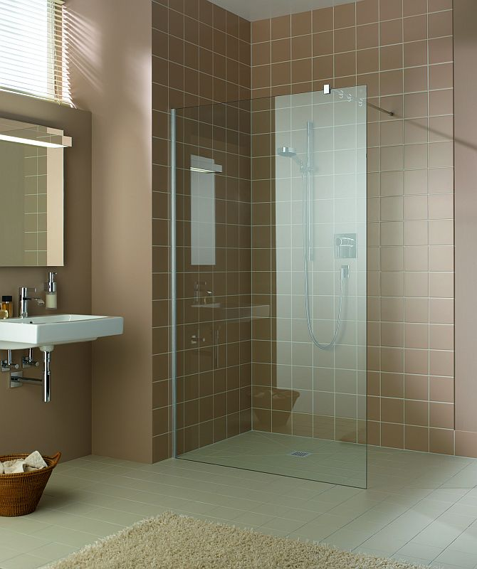 walk in dusche selber bauen bodengleiche dusche kosten amp infos rund ums einbauen. Black Bedroom Furniture Sets. Home Design Ideas