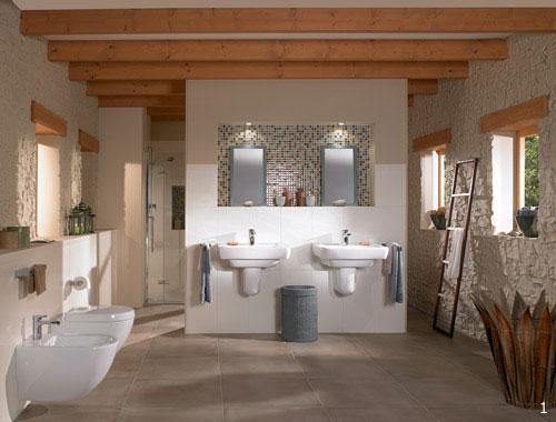 Badsanierung badrenovierung - Mediterranes badezimmer ...